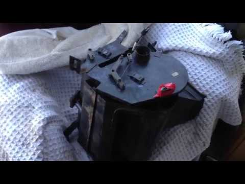 Triumph Stag – Air Blower – Part 2