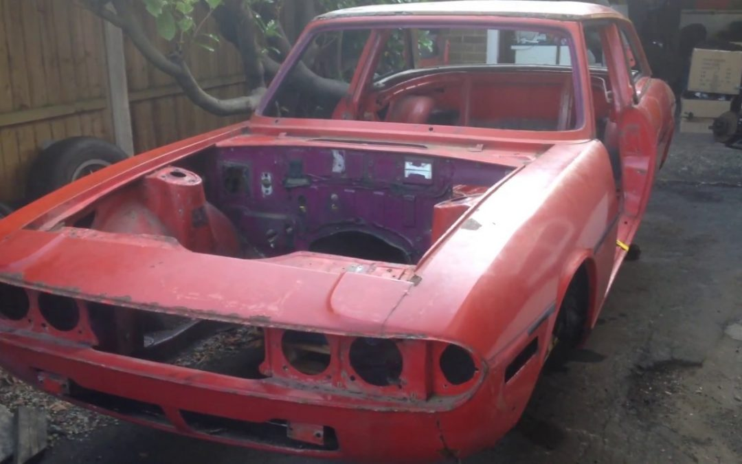 Triumph Stag – Breaking down Part Three