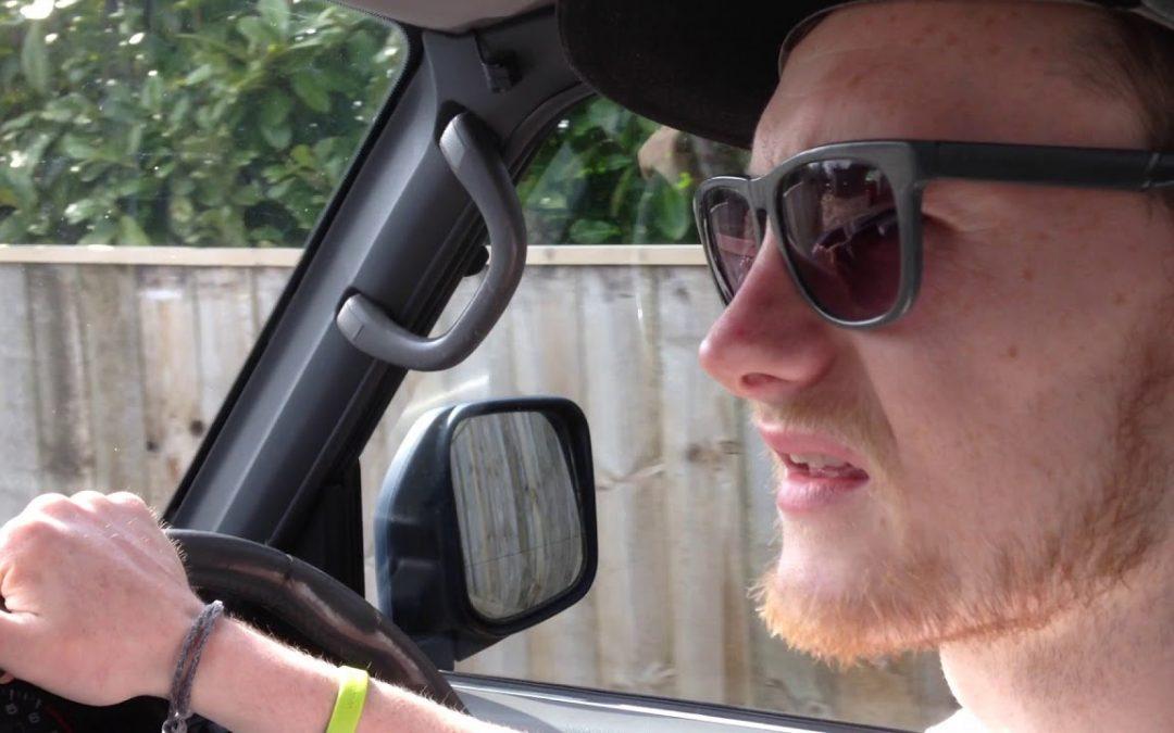 Triumph Stag – Rebuild – Body Repair at Alan the Welders Part 12