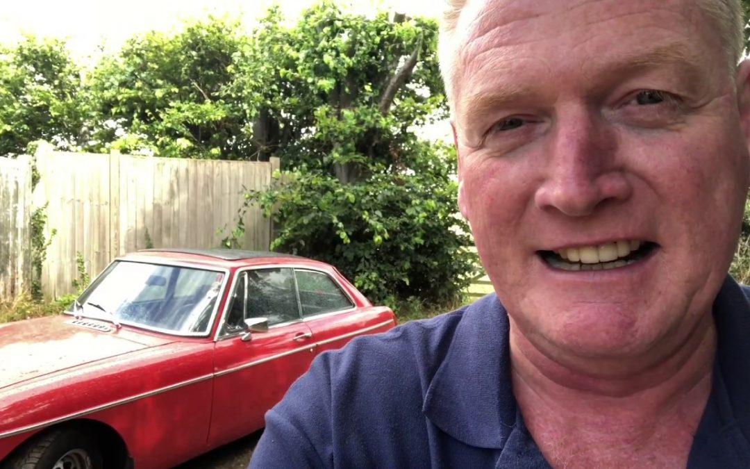 Triumph Stag – Rebuild – Body Repair at Alan The Welders Part 17