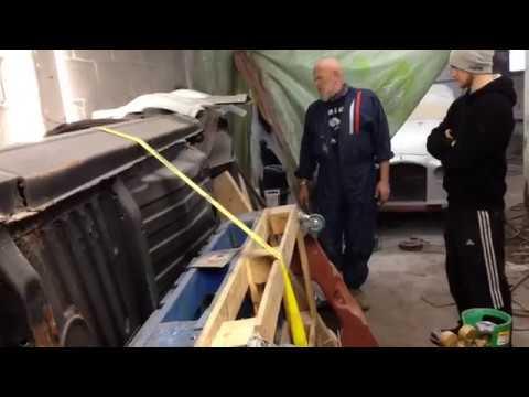 Triumph Stag – Rebuild – Part Ten