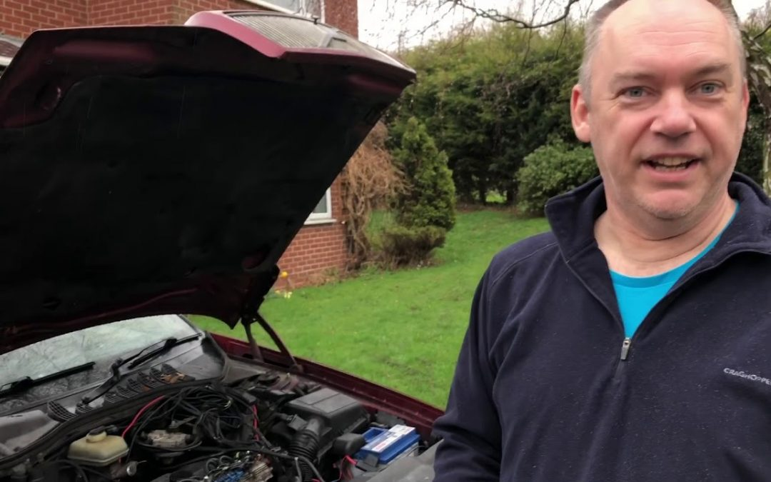 Stag Support Vehicle – David's Daily Drive