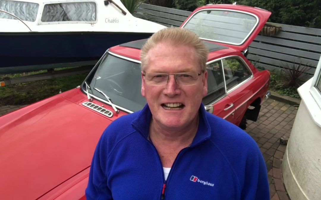 Triumph Stag – MG BGT Support Vehicle – Part 12