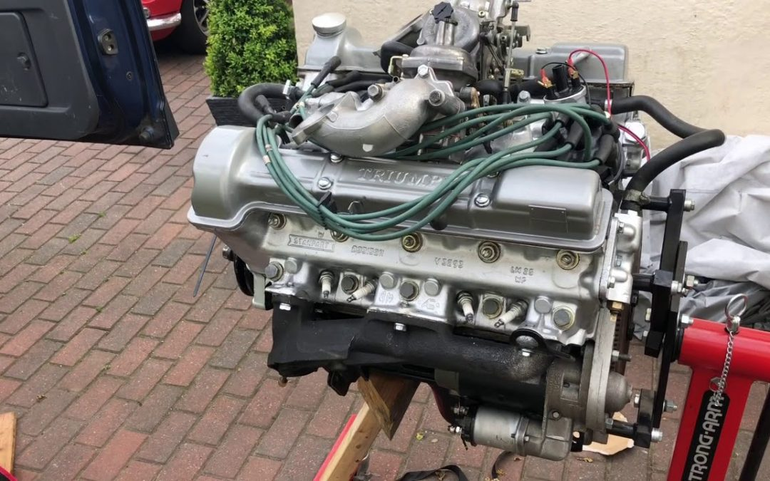 Its coming home, its coming home!! Our Stag Engine's coming home!