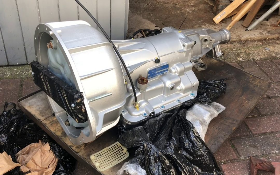 More of The Stag Borg Warner 35 Gearbox