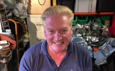 Triumph Stag Seat Overhaul – Part 1