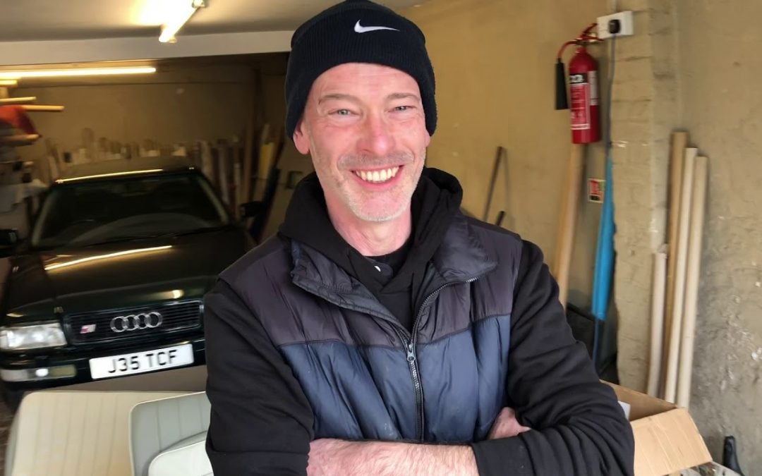 How to 'Plumpy Up' and Repair Your Triumph Stag Seats!