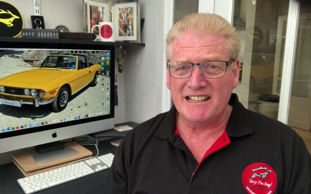 Triumph Stag Bulkhead Deadening Pad – Fire Risk?