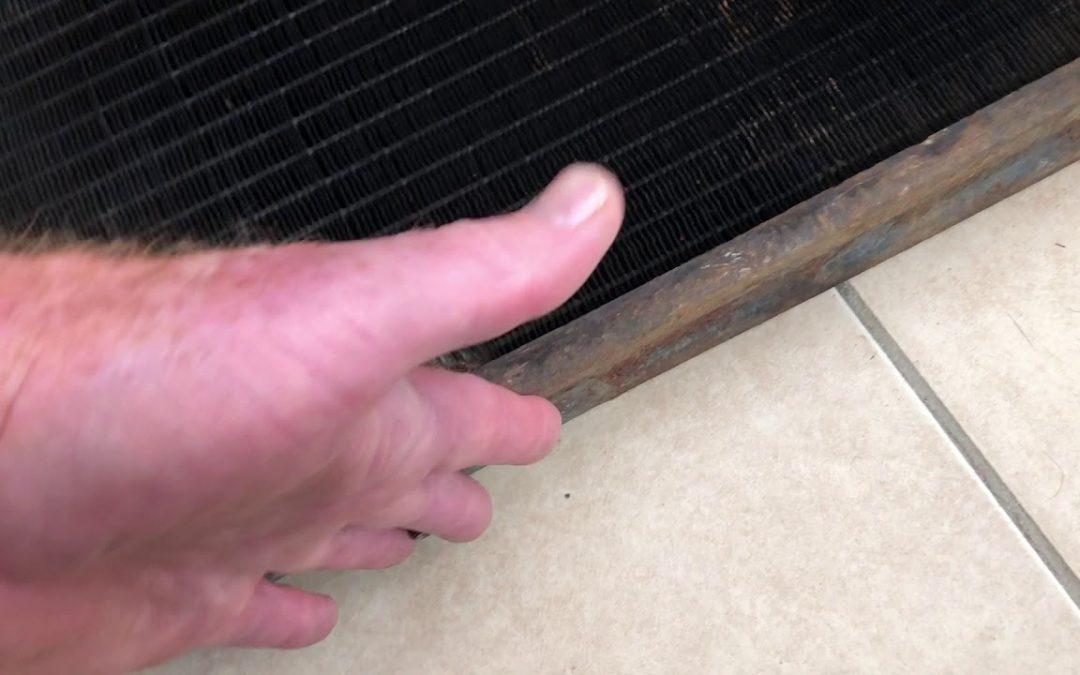 Triumph Stag – Radiator Leaks!